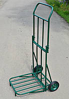 Вантажний візок суцільнометалева, вантажопідйомність до 200 кг.