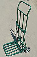 Вантажний візок суцільнометалева, вантажопідйомність до 130 кг., фото 1