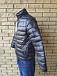Куртка унисекс демисезонная стеганая брендовая XINYA, фото 3
