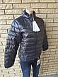 Куртка унисекс демисезонная стеганая брендовая XINYA, фото 4