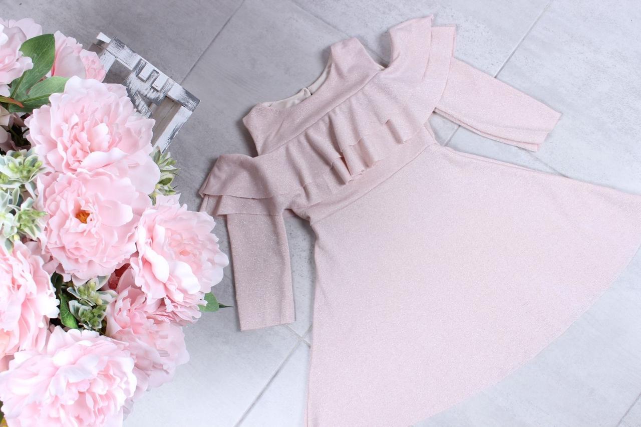 Детское платье для девочки р. 98-128 опт