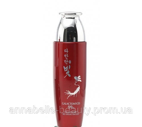 Эмульсия с экстрактом красного женьшеня Daandan Bit Red Ginseng Emulsion 150 мл