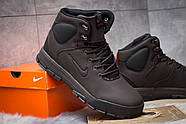 Зимние мужские ботинки 30522, Nike LunRidge, коричневые ( 42  ), фото 5