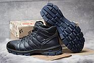 Зимние мужские ботинки 30812, Northland Waterproof, темно-синие ( 42 43  ), фото 4