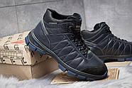 Зимние мужские ботинки 30812, Northland Waterproof, темно-синие ( 42 43  ), фото 5
