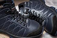 Зимние мужские ботинки 30812, Northland Waterproof, темно-синие ( 42 43  ), фото 6