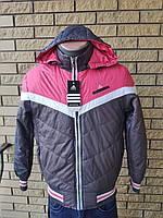 Куртка унисекс демисезонная брендовая реплика ADIDAS