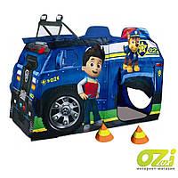 Детская палатка Щенячий патруль Полицейская машина 3527
