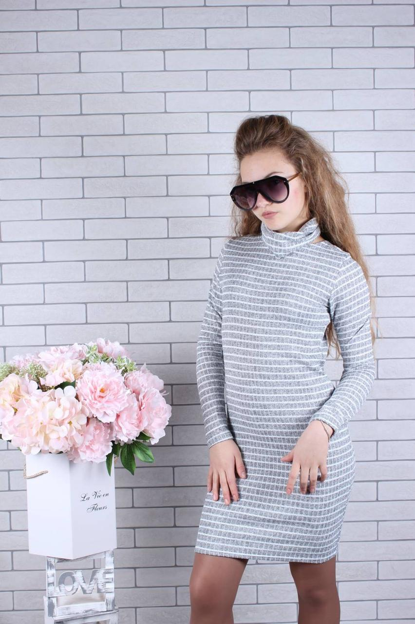 Платье для девочки с длинным рукавом р.134-164 опт