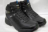 Зимние мужские ботинки Restime 48 размер 31 см., фото 3