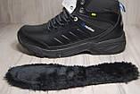 Зимние мужские ботинки Restime 48 размер 31 см., фото 8