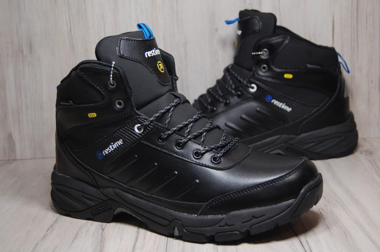 Зимние мужские ботинки Restime 48 размер 31 см.