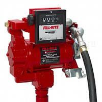 Мини колонка для заправки бензина FR705VEL, 220В, 70 л/мин, Tuthill Fill-Rite (США)