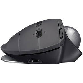 Мышь Bluetooth Logitech MX Ergo (910-005179) Graphite, фото 2