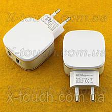 Блок живлення, мережева зарядка LZ-168 QC3.0 для пристроїв. Quick Charge