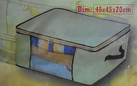 Ящик тканевый для одежды 45х45х20