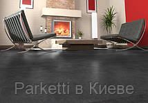 Виниловая плитка VinyLoc Prestige 97344 Сланец Черный