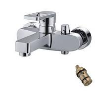 Смеситель для ванны Globus Prizma GPM-102 NEW (картридж Sedal)