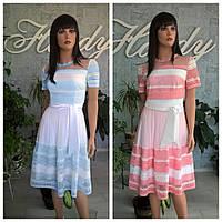 Платье нарядное, коктельное, праздничное для девушки, разные цвета р.46,48 код 1938М