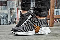 Кроссовки женские Adidas AlphaBounce Instinct, серые (15651) размеры в наличии ► [  37 (последняя пара)  ], фото 1