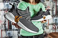 Кроссовки женские 15651, Adidas AlphaBounce Instinct, серые ( 37  ), фото 6