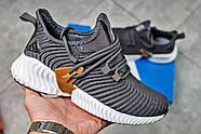 Кроссовки женские 15651, Adidas AlphaBounce Instinct, серые ( 37  ), фото 7