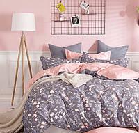 Комплект постельного белья Наша Швейка Бязь Нежный принт Двуспальный 180 х 215 см