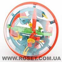 Іграшка-головоломка дитяча Шар лабіринт, фото 1