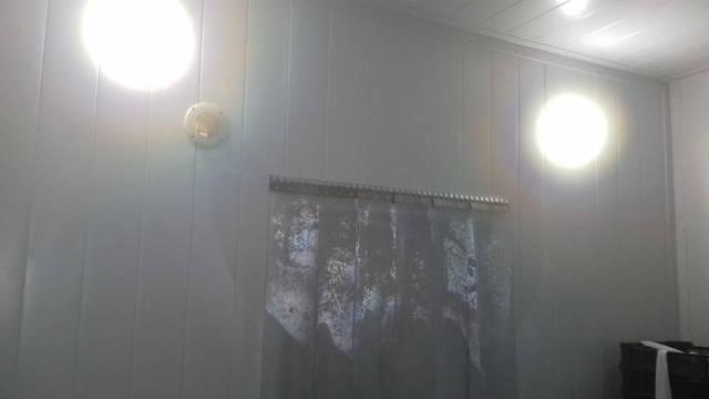 Камера шоковой заморозки  (-25..-32С) для ягод г. Царичанка 3