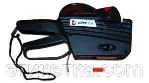 Этикет-пистолет Blitz C8 (однострочный)