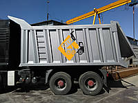 "Переоборудование тягача Man с типом кузова ""щебневоз"", фото 1"