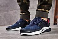 Кроссовки мужские 13078, Nike Air Presto BRS 1000, темно-синие ( 42  ), фото 2