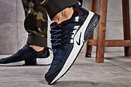 Кроссовки мужские 13078, Nike Air Presto BRS 1000, темно-синие ( 42  ), фото 4