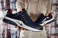 Кроссовки мужские 13078, Nike Air Presto BRS 1000, темно-синие ( 42  ), фото 6