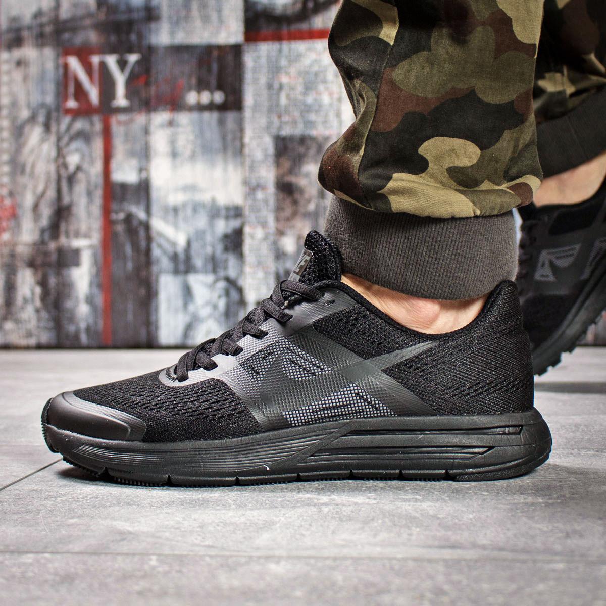 Кроссовки мужские 15951, Nike Degasus 30, черные ( 42 44  )