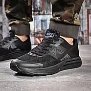Кроссовки мужские 15951, Nike Degasus 30, черные ( 42 44  ), фото 2
