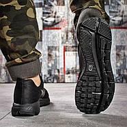 Кроссовки мужские 15951, Nike Degasus 30, черные ( 42 44  ), фото 3