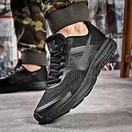 Кроссовки мужские 15951, Nike Degasus 30, черные ( 42 44  ), фото 4