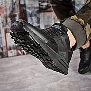 Кроссовки мужские 15951, Nike Degasus 30, черные ( 42 44  ), фото 5
