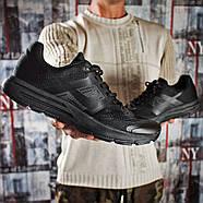 Кроссовки мужские 15951, Nike Degasus 30, черные ( 42 44  ), фото 6