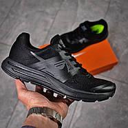 Кроссовки мужские 15951, Nike Degasus 30, черные ( 42 44  ), фото 7