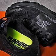 Кроссовки мужские 15951, Nike Degasus 30, черные ( 42 44  ), фото 8