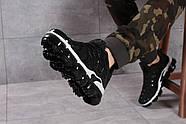 Кроссовки мужские 16042, Nike Vm Air, черные ( 44  ), фото 5