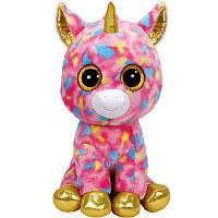 Мягкая игрушка TY Beanie Boos Единорог Fantasia, 50см (36819)