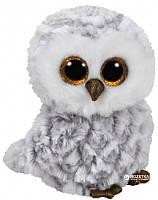 Мягкая игрушка TY Beanie Boos Сова Owlette, 15 см (37201)