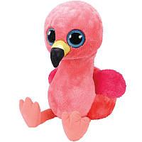 Мягкая игрушка TY Beanie Boos Фламинго Gilda, 50см (36892)