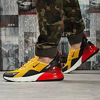 Кроссовки мужские Nike Air 270, желтые (16063) размеры в наличии ► [  41 (последняя пара)  ], фото 1