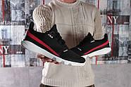 Кроссовки мужские 16073, Fila Training, черные ( 45  ), фото 6