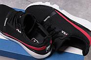 Кроссовки мужские 16073, Fila Training, черные ( 45  ), фото 8