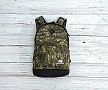 Вместительный рюкзак New Balance, нью бэланс. Пиксель, хаки, камуфляжный., фото 3